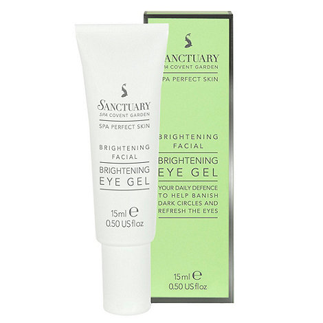 Sanctuary - +Brightening Facial+ eye gel 15ml