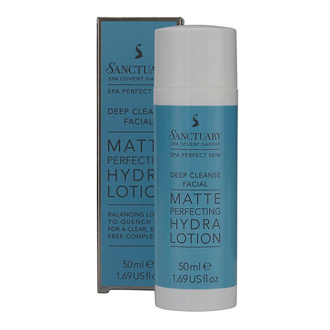 Sanctuary - +Matte Perfecting+ hydra lotion 50ml