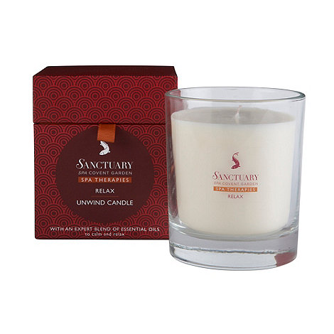Sanctuary - Unwind Candle