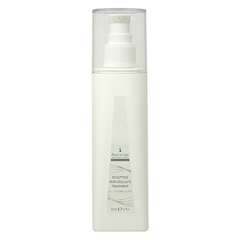 Sanctuary - Sculpting anti cellulite treatment scrub 200ml