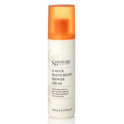 Sanctuary - 12 - Hour Moisturising Shower Cream 250ml