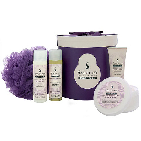 Sanctuary - Mum to Be Ultimate Retreat Hat Box Gift Set