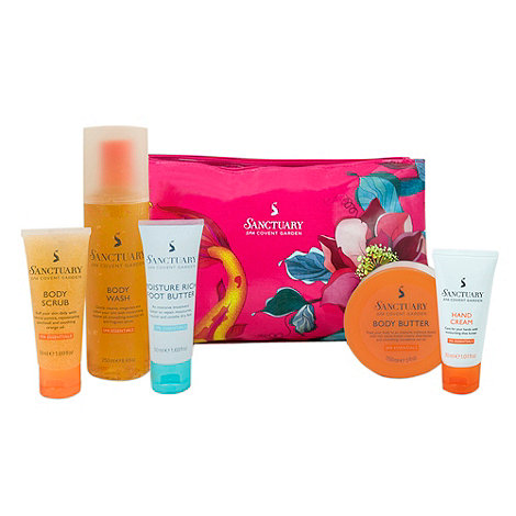 Sanctuary - +Weekend Essentials+ 5 piece gift set