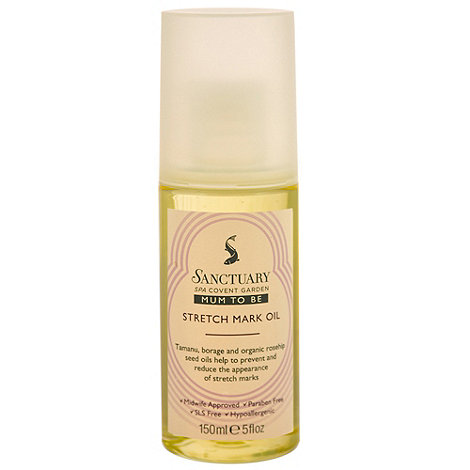 Sanctuary - +Mum To Be+ stretch mark oil 150ml