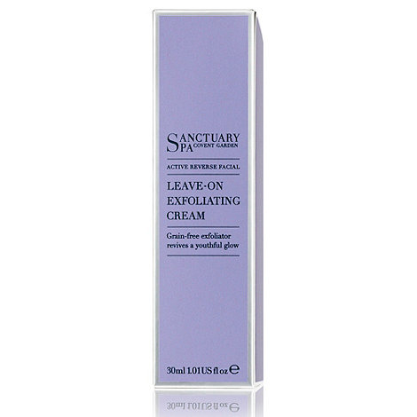 Sanctuary - Active Reverse - Leave On Exfoliating Cream