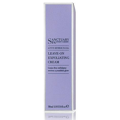 Sanctuary - +Active Reverse Facial+ leave on exfoliating cream 30ml