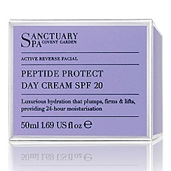Sanctuary - Active Reverse - Peptide Protect Day Cream SPF20