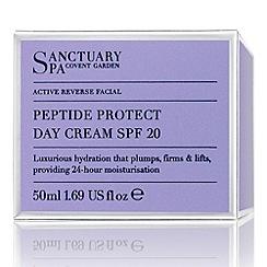 Sanctuary - Active Reverse - Peptide Protect Day Cream SPF20