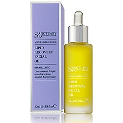 Sanctuary - Active Reverse - Lipid Recovery Facial Oil