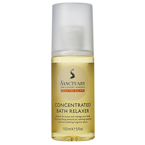 Sanctuary - +Daily Spa Escape+ concentrated bath oil 150ml