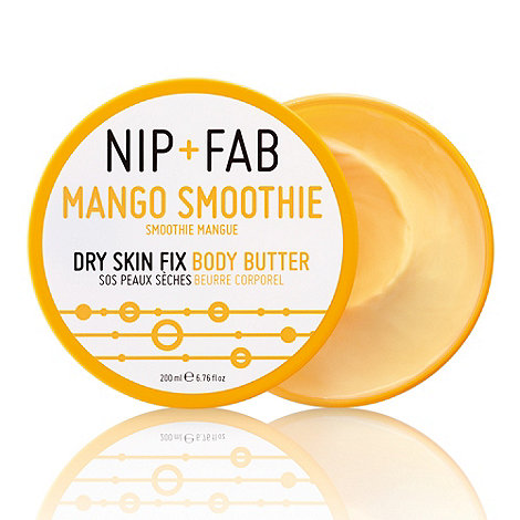 Nip+Fab - Body Butter Mango Smoothie 200ml