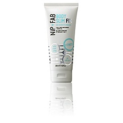 Nip+Fab - Body Slim 200ml