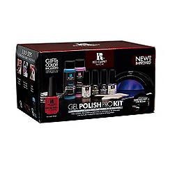 Red Carpet Manicure - Professional LED nail gift set