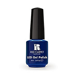 Red Carpet Manicure - 'Drop dead gorgeous' LED gel nail polish