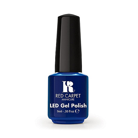 Red Carpet Manicure - +Drop dead gorgeous+ LED gel nail polish