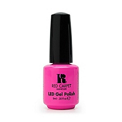 Red Carpet Manicure - 'Star power' LED gel nail polish