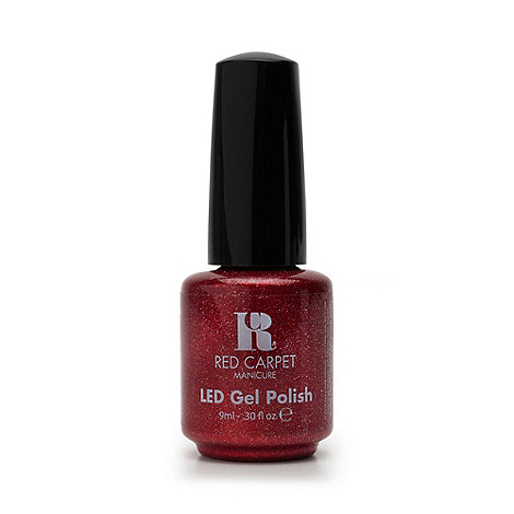 Red Carpet Manicure - 'Only in Hollywood' LED gel nail polish