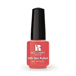 Red Carpet Manicure - 'Oh so 90210' LED gel nail polish