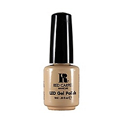 Red Carpet Manicure - Fake bake' LED gel nail polish 9ml