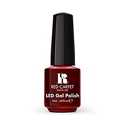 Red Carpet Manicure - Glitz & Glamorous' LED gel nail polish 9ml