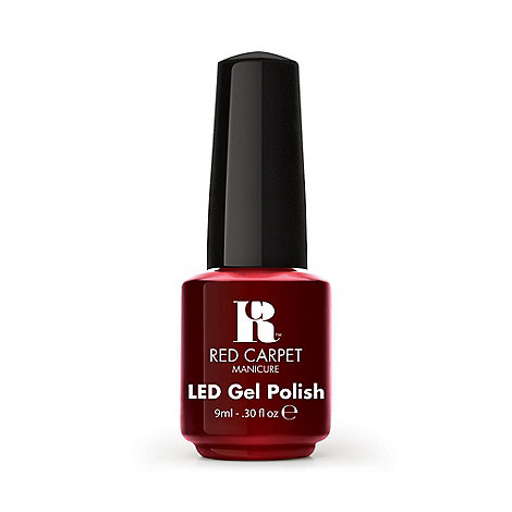 Red Carpet Manicure - +Glitz And Glamourous+ LED gel nail polish 9ml