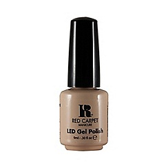 Red Carpet Manicure - It's Not A Taupe' LED gel nail polish 9ml