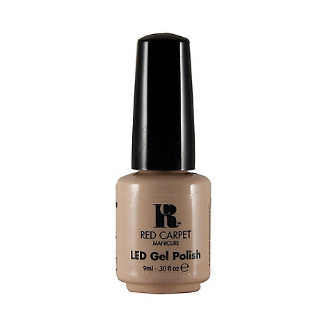 Red Carpet Manicure - It+s Not A Taupe+ LED gel nail polish 9ml