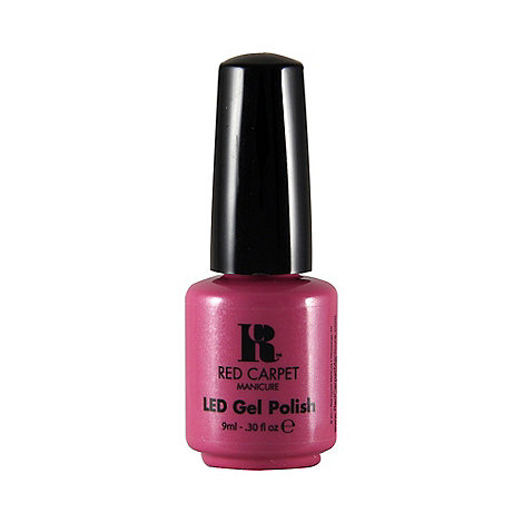 Red Carpet Manicure - Leading lady+ LED gel nail polish 9ml