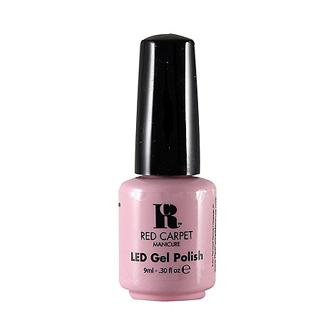 Red Carpet Manicure - Nervous with anticipation LED gel nail polish 9ml
