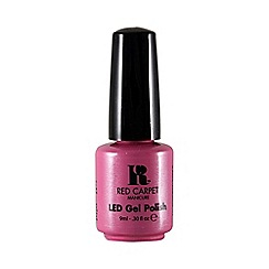 Red Carpet Manicure - Take a bow' LED gel nail polish 9ml