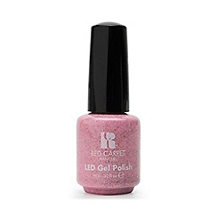 Red Carpet Manicure - Tinsel town' LED gel nail polish 9ml