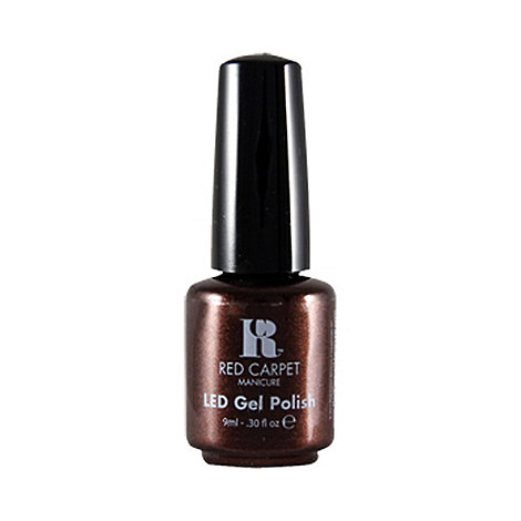 Red Carpet Manicure - Toast of the town LED gel nail polish 9ml