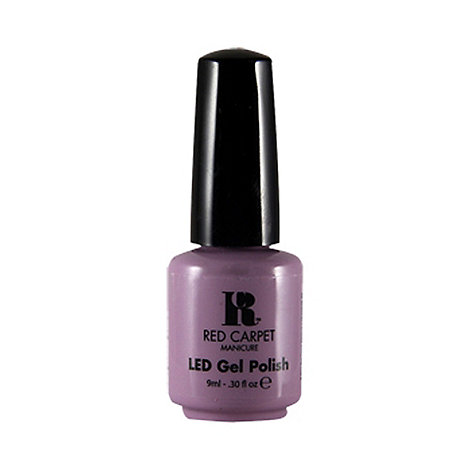 Red Carpet Manicure - Violetta darling+ LED gel nail polish 9ml