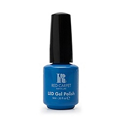 Red Carpet Manicure - Who are you wearing? LED gel nail polish 9ml