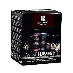 Red Carpet Manicure - Must Haves Kit