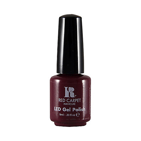 Red Carpet Manicure - +Transformative Shades+ 9 inch heels LED nail polish 9ml