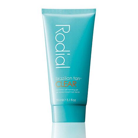 Rodial - Brazilian Tan Clear 150ml