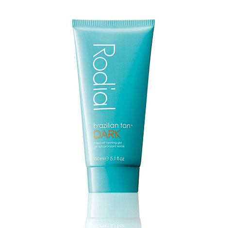 Rodial - +Brazilian Tan+ dark tinted self tanning gel 150ml