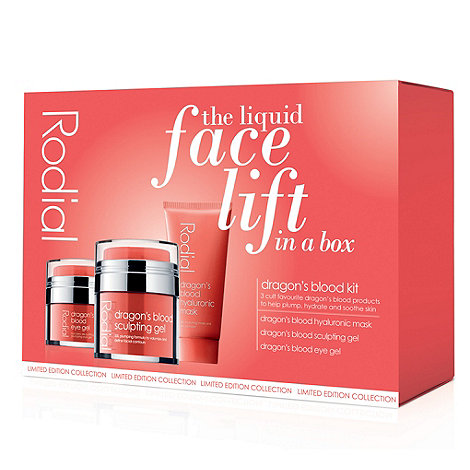 Rodial - Dragons Blood Heroes Kit Gift Set