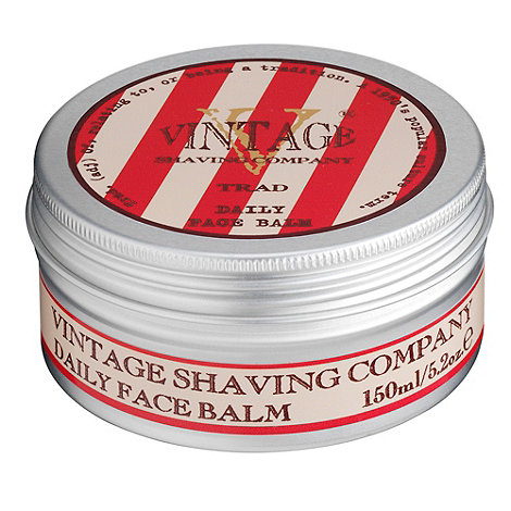 Vintage Shave - Trad Daily Face Balm 150ml
