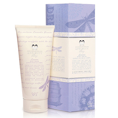 Affinity Bay - Lavender Body Cream 200ml