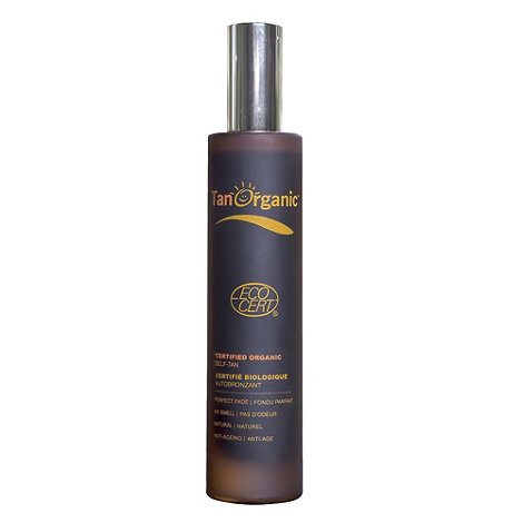 Tan Organic - Tan Organic Sunless Tanning Solution 100ml