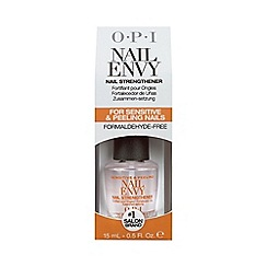 OPI - 'Nail Envy' sensitive and peeling nail strengthener 15ml