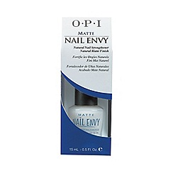 OPI - 'Nail Envy' matte nail strengthener 15ml