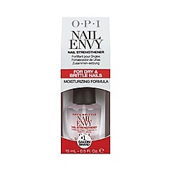 OPI - 'Nail Envy' dry and brittle nail strengthener 15ml
