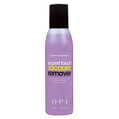 OPI - Expert Touch Lacquer Remover - 120ml