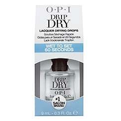 OPI - Drip Dry Lacquer Drying Drops - 9ml
