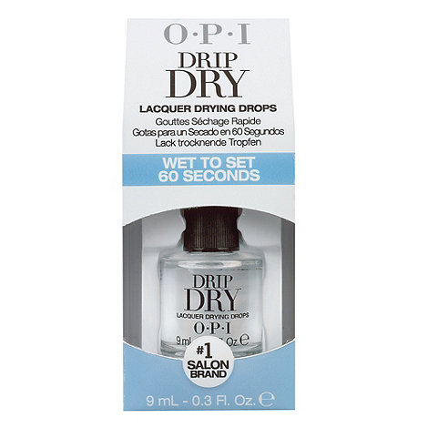 OPI - Drip dry nail drying solution 9ml