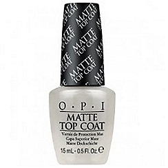 OPI - Matte Top Coat 15ml 15ml