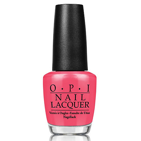 OPI - Suzi+s Hurgary Again! Nail Lacquer 15ml